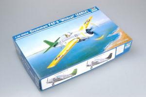【送料無料】模型車 モデルカー スポーツカー トランペッターヤマネコtrumpeter f4f3 wildcat early 132 02255
