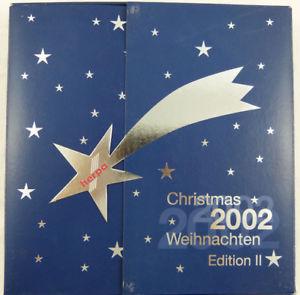 【送料無料】模型車 モデルカー スポーツカー クリスマスセットエディションchristmas 2002 edition 2 4 flugzeuge im set herpa 513333 1500 in ovp [m3]