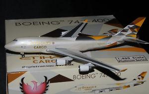 【送料無料】模型車 モデルカー スポーツカー フェニックスボーイングエティハドカーゴphoenix 1400 boeing b747400 etihad cargo n476mc