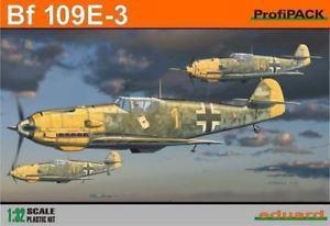 【送料無料】模型車 モデルカー スポーツカー エドゥアルドドイツタイプキットeduard 132 kit in plastica aereo bf 109e3 german ww ii fighter art 3002