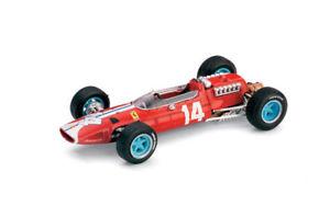 【送料無料】模型車 モデルカー スポーツカー フェラーリハム#ロドリゲスアメリカferrari 512 f1 14 prodriguez gp usa 1965 brumm 143 r321