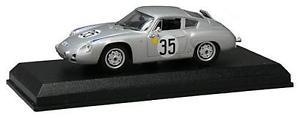 【送料無料】模型車 モデルカー スポーツカー ポルシェアバルト#ルマンベストporsche abarth gs 35 le mans 1962 best 143 9362