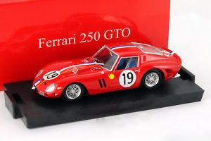 【送料無料】模型車 モデルカー スポーツカー フェラーリ#ルマンハムferrari 250 gto 19 2nd 24h lemans 1962 noblet, guichet 143 brumm
