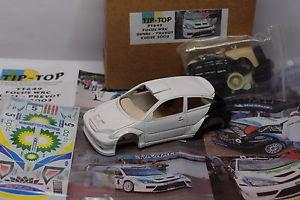 【送料無料】模型車 モデルカー スポーツカー モンターチップキットトップフォードフォーカスツールドコルスkit a monter tiptop ford focus wrc tour de corse 2003 tt649