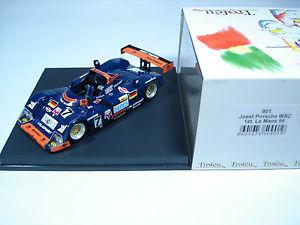 【送料無料】模型車 モデルカー スポーツカー タワーポルシェ#ルマンジョーンズtrofeu 901 143 twrporsche wsc95 7 winner le mans 1996 reuter wurz jones