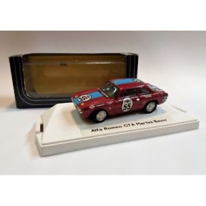【送料無料】模型車 モデルカー スポーツカー アルファロメオマティーニバイエルオリジナルボックススカラprogetto k alfa romeo gta martini bayer original box scala 143