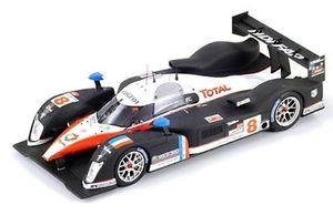 【送料無料】模型車 モデルカー スポーツカー スパークプジョーモデルカールマンラミーサラザンspark s1273 peugeot 908 hdi fap model car le mans 2007 lamy sarrazin 143