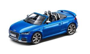 【送料無料】模型車 モデルカー スポーツカー アウディロードスターaudi tt rs roadster arablau 143 5011610532