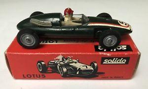 【送料無料】模型車 モデルカー スポーツカー フォーミュラシリーズlotus formule 1 n5 solido srie 100 n118 196168 be en boite