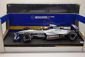 【送料無料】模型車 モデルカー スポーツカー ウィリアムズボタン#f1 williams bmw fw22 j button 10 2000 hotwheels 118 neuve en boite