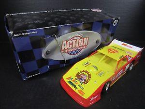 【送料無料】模型車 モデルカー スポーツカー ロドニーコームブルハナスケール1997 rodney combsbull and hannah dirt car 124th scale