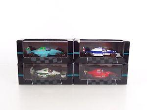 【送料無料】模型車 モデルカー スポーツカー オニキスフォーミュラモデルティレルフェラーリonyx 1990 formula 1 models 143 set of 4 capelli lotus donnelly tyrrell ferrari