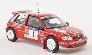 【送料無料】模型車 モデルカー スポーツカー シトロエンキットカーアラウージョポルトガルラリー143 citroen saxo kitcar s1600 araujo rallye portugal 2004 ram 226