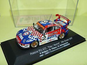 【送料無料】模型車 モデルカー スポーツカー ポルシェグアテマラゾルダーオニキスporsche 911 gt2 n2 24 h zolder 1997 onyx xcl99002 143