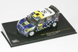 【送料無料】模型車 モデルカー スポーツカー ミニジョンクーパーラリースウェーデンデルラム143 mini john cooper wrc patrik sandell rallye schweden 2012 ram 493