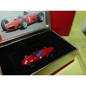 【送料無料】模型車 モデルカー スポーツカー フェラーリヒルラストーリアネットワークferrari 156 f1 1961 p hill la storia ixo sf2561 143 1er