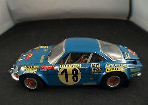 【送料無料】模型車 モデルカー スポーツカー アルパインモンテカルロキットモンバスalpine a110 1500s monte carlo 1973 andruet biche kit mont en plastique124