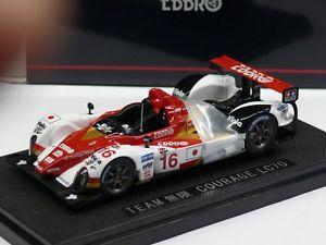 【送料無料】模型車 モデルカー スポーツカー チーム143me team courage lc70 n 16 ebbro rf 826 neuve en boite