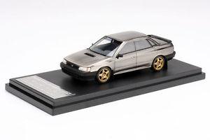 【送料無料】模型車 モデルカー スポーツカー スバルレガシィブラックメタルポリッシュ