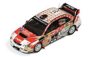 【送料無料】模型車 モデルカー スポーツカー ランサーエボプロコプ#ラリーオーストラリアmitsubishi lancer evo ix 31 prokop winner rally australia 2009 143 ram395