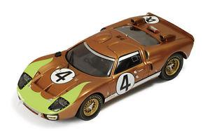 【送料無料】模型車 モデルカー スポーツカー フォード#ホークインキルマンネットワークford mkii 4 donohuehawkinks le mans 1966 ixo 143 lmc109