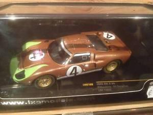 【送料無料】模型車 モデルカー スポーツカー ルマンフォード#ホーキンスショップ1966 le mans ford mkii 4 p hawkins m donohue 143 berlinetta shop keerbergen