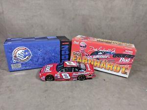 【送料無料】模型車 モデルカー スポーツカー デイルアーンハートジュニアバドワイザースケールモンテカルロdale earnhardt jr 8 2000 true rookie bud budweiser 124 scale monte carlo