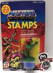 【送料無料】模型車 モデルカー スポーツカー ユニバースインクスタンプマスターズtas037413 1984 hg toys masters of the universe ink stamps battlecat