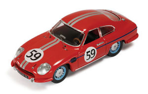 【送料無料】模型車 モデルカー スポーツカー #ルマンネットワークdb panhard hbr4 59 laffarguefaucher le mans 1959 ixo 143 lmc102
