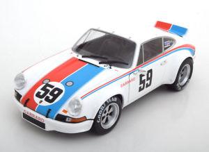【送料無料】模型車 モデルカー スポーツカー ポルシェカレラデイトナ118 solido porsche 911 carrera rsr winner 24h daytona 1973