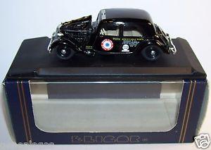 【送料無料】模型車 モデルカー スポーツカー シトロエントションパリボックスモンテカルロrare old eligor citroen traction avant 1935 lecot paris monte carlo 143 in box