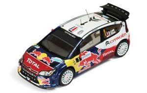 【送料無料】模型車 モデルカー スポーツカー ラリードフランス#ローブエレナメモリcitron c4 wrc 1 loebelena winner rally de france 2010 143 ram445