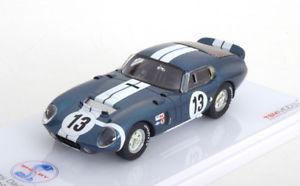 【送料無料】模型車 モデルカー スポーツカー スケールシェルビーデイトナクーペクラスデイトナ143 true scale shelby daytona coupe class winner 24h daytona 1965