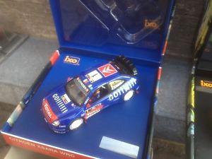 【送料無料】模型車 モデルカー スポーツカー ネットワークシトロエンクサララリー#ローブエレナボックスixo ram270 citron xsara wrc kronos 1 rally 2006 loeb elena 143 box 1 of 2000