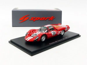 【送料無料】模型車 モデルカー スポーツカー スパークポルシェデイトナspark 143 porsche 906 lh 24h de daytona 1967 s5422