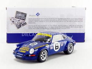 【送料無料】模型車 モデルカー スポーツカー ポルシェデイトナsolido 118 porsche 911 rsr 24h de daytona 1973 1801105