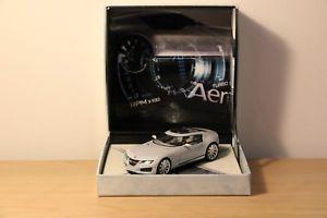 【送料無料】模型車 モデルカー スポーツカー サロンドジュネーブconcept car saab aerox salon de geneve 2006 norev 143