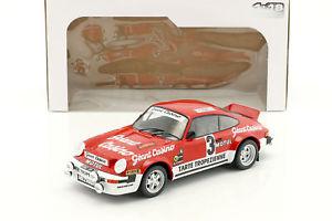 【送料無料】模型車 モデルカー スポーツカー ポルシェ#ラリーダンporsche 911 sc gr4 3 winner rallye darmor 1979 beguin, lenne 118 solido