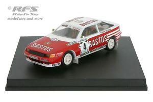 【送料無料】模型車 モデルカー スポーツカー トヨタセリカグアテマラコスタスメラルダラリーtoyota celica gt4 st165 rallye costa smeralda 1990 snijers 143 trofeu 0221
