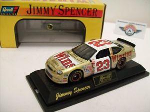【送料無料】模型車 モデルカー スポーツカー フォードトーラス#ウィンストンジミースペンサーnascar ford taurus 23 winston jimmy spencer, 1999, revell 143, ovp