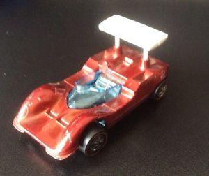【送料無料】模型車 モデルカー スポーツカー ビンテージコレクタモデルvintage hotwheels redline collectors chapparal in deep red very rare model