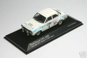 【送料無料】模型車 モデルカー スポーツカー フォードエスコートラリークラーク143 mc400728104 ford escort mk i rs 1600 clark rallye
