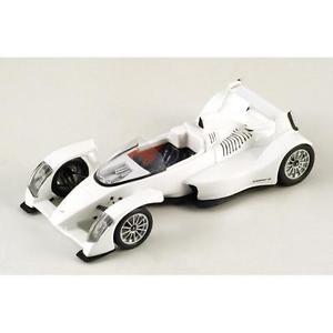 【送料無料】模型車 モデルカー スポーツカー スパーク 143 spark s0628 caparo t1, 2007, white
