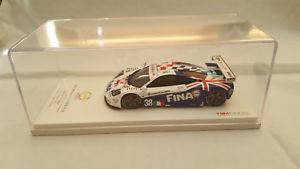 【送料無料】模型車 モデルカー スポーツカー マクラーレン#ルマンモデルmclaren f1 gtr 38 fina bmw lemans 1996 tsm models 124335 143