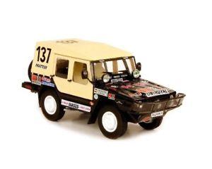 【送料無料】模型車 モデルカー スポーツカー #パリダカvw iltis 137 kottulinsky winner parisdakar 1980 norev 143 840227
