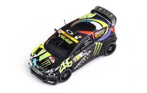 【送料無料】模型車 モデルカー スポーツカー フォードフィエスタラリーモンツァ#ロッシネットワークford fiesta rs wrc 46 rossicassina winner rally monza 2012 ixo 143ram638
