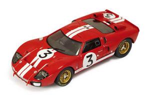 【送料無料】模型車 モデルカー スポーツカー フォード#ガーニールマンネットワークford mkii 3 gurneygrant le mans 1966 ixo 143 lmc108