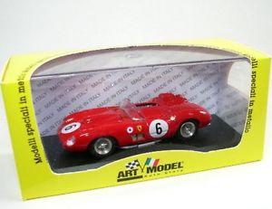 【送料無料】模型車 モデルカー スポーツカー フェラーリルマンferrari 335 s 6 lemans 1957