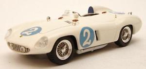 【送料無料】模型車 モデルカー スポーツカー フェラーリモンツァ#ヒルモデルタイプferrari 750 monza 2 phill palm sping 1956 art model 143 156