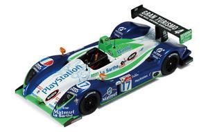 【送料無料】模型車 モデルカー スポーツカー ペスカローロジャッド#フランクモンタニーローブルマンネットワークpescarolo judd c60 17 montagnyloeb le mans 2006 ixo 143 lmm085